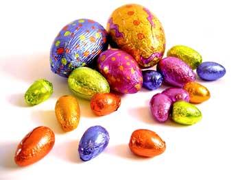 Huevos de Pascua - wikipedia.org