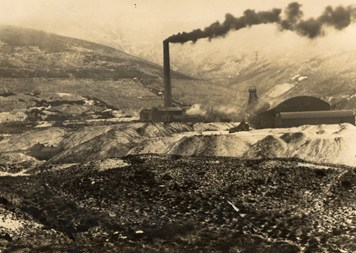 Minas de plata en Leadhills - futuremuseum