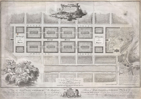 plano ciudadnueva Edimburgo