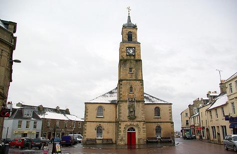 Iglesia St Parish en Lanark