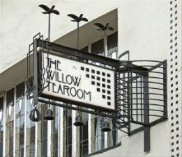 The willow tearoom