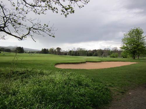 Campo de golf de Belleisle.