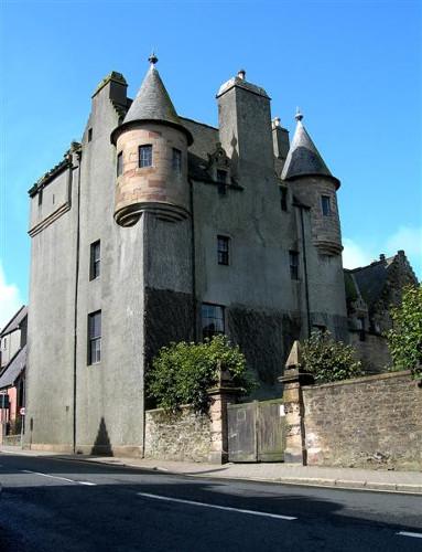 El Castillo de Maybole.