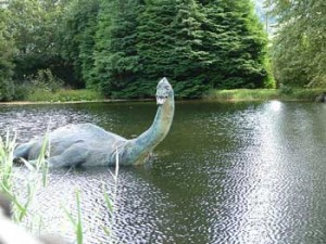 Nessie en el lago Ness - cs.wikipedia, StaraBlazkova