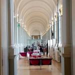 Cafetería del Museo Nacional de Escocia. P. Cabero