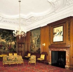 The Evening Drawing Room. John Freeman, Royal Collection Trust, Her Majesty Queen Elisabeth II. 2014.