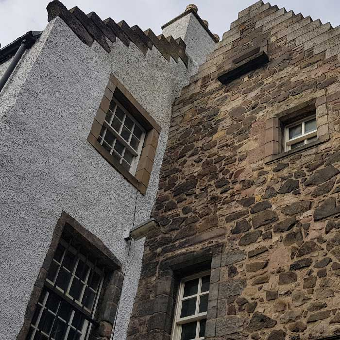 tour de la cerveza de Edimburgo escenario Outlander