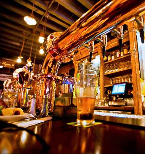 tour de la cerveza de Edimburgo