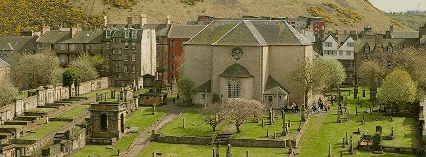 Iglesia de Cannongate