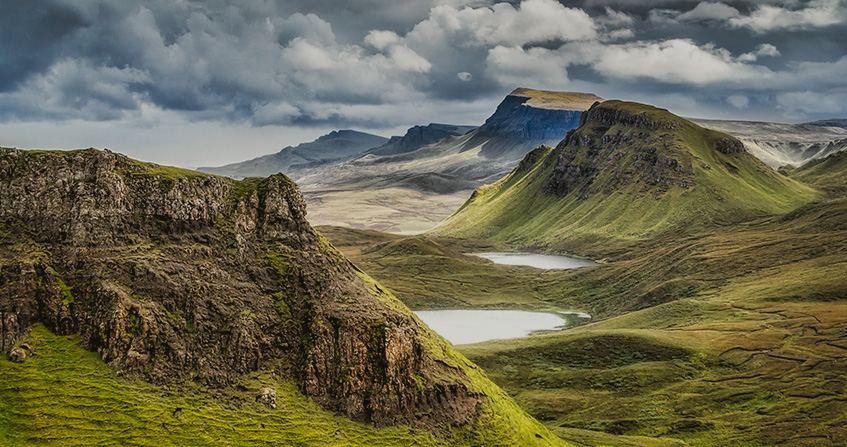 Montañas Highlands