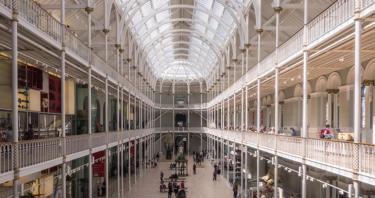 Museo Nacional de Escocia: todo lo que debes saber sobre el principal museo de Edimburgo