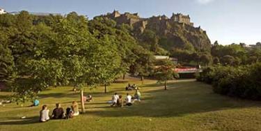 Los 10 mejores jardines de Edimburgo