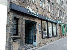 Cafeterías de Edimburgo en la Old Town