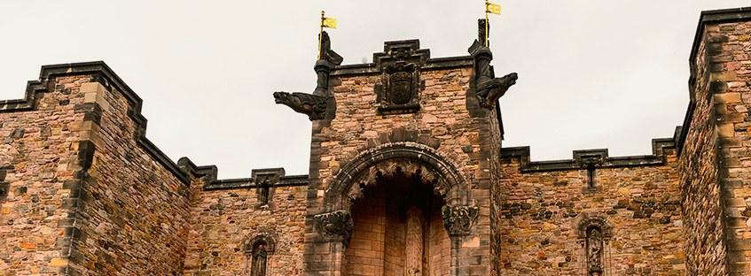 El Palacio Real del Castillo de Edimburgo