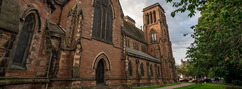 Catedral de Inverness