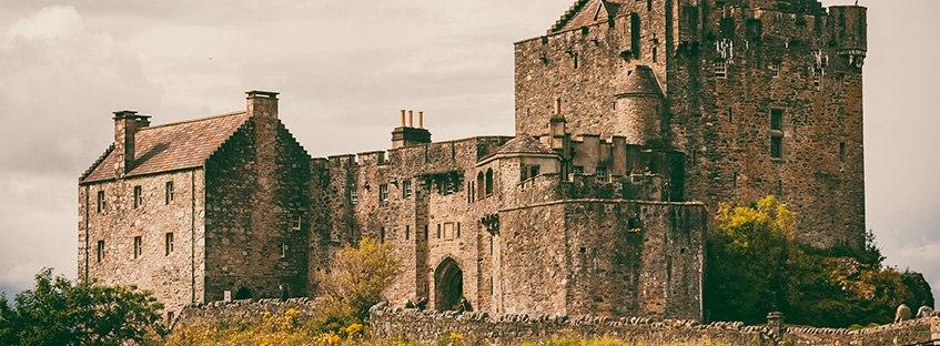 Edificios Eilean Donan