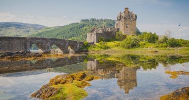 Guía del Castillo de Eilean Donan