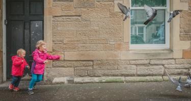 Edimburgo con niños: qué visitar