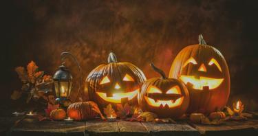Halloween en Edimburgo