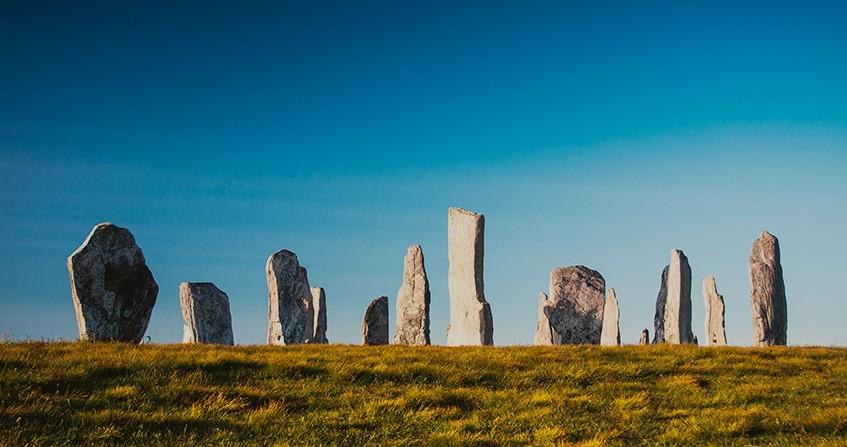 Las piedras de Outlander