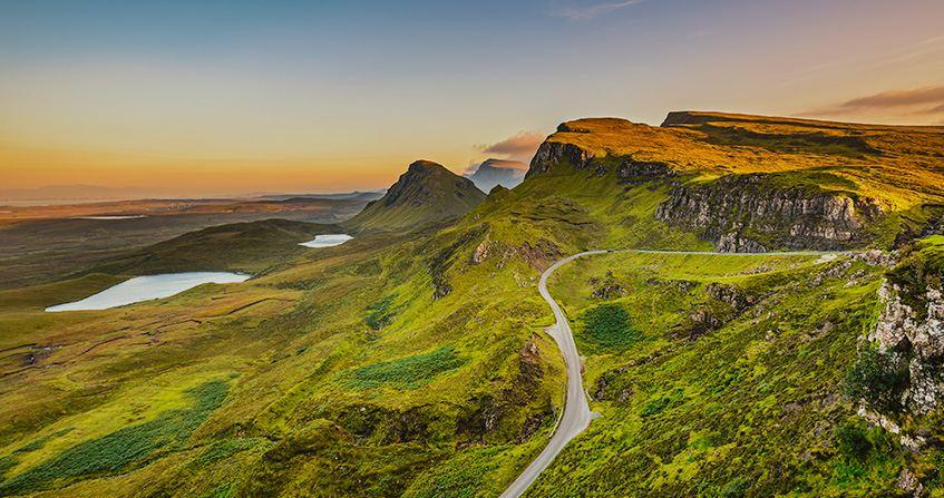 Paisajes Espectaculares de Escocia