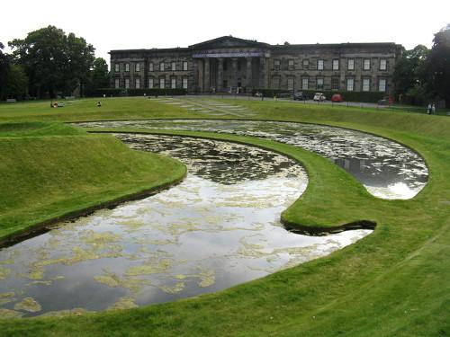 museo nacional de arte contemoraneo en escocia