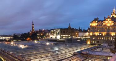 ¿Dónde alojarse en Edimburgo?