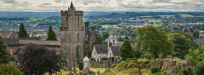 Iglesia de Holy Rude en Stirling