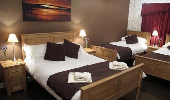 hoteles en las highlands